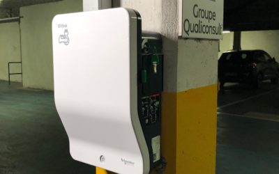 Le Groupe Qualiconsult a choisi Mobilize Power Solutions