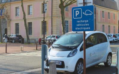 Des zones propices aux nouvelles mobilités dans Versailles Grand parc